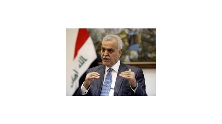 Interpol vydal zatykač na irackého viceprezidenta Tárika Hášimího