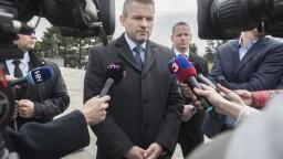 Slovensko je štandardným demokratickým štátom, tvrdí Pellegrini