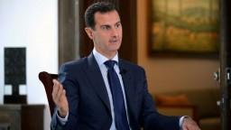 Asad sa stretol s ruskými politikmi, útoky Západu označil za agresiu
