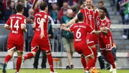 Bayern mohol oddychovať, no napriek tomu suverénne zvíťazil