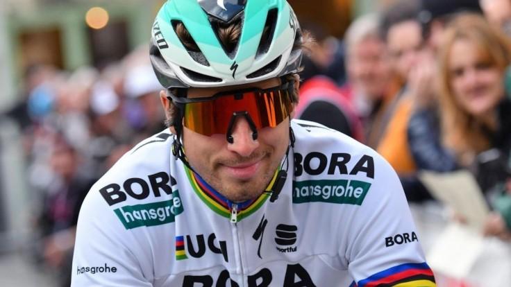 Sagan skončil na Amstel Gold Race štvrtý, preteky ovládol Valgren