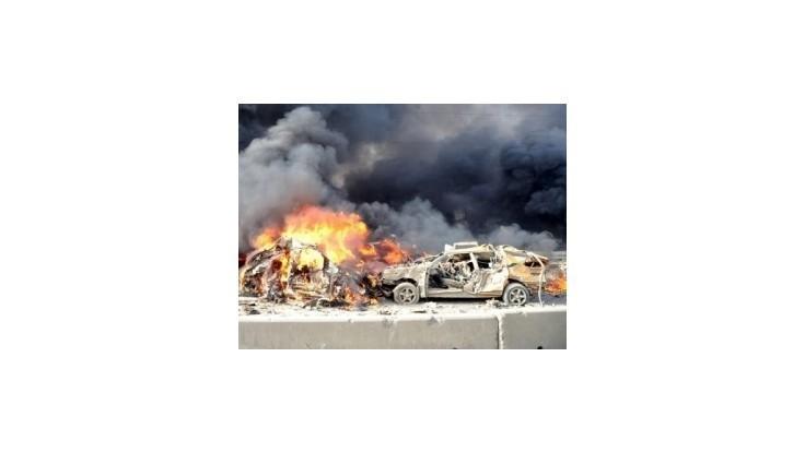Mohutné explózie v sýrskej metropole zabili najmenej 55 ľudí