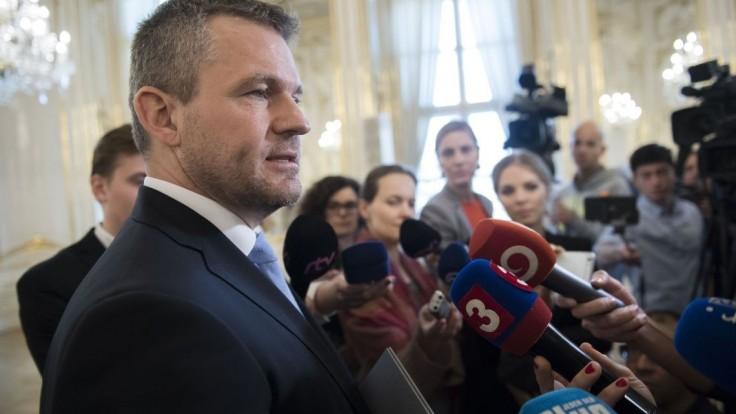 Prezidentské voľby v Smere nie sú témou, tvrdí premiér Pellegrini