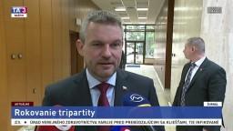 Na úrade vlády sa zišla tripartita. Témami rokovania boli žiaci aj lekári