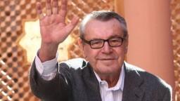 Najbližší sa naposledy rozlúčili s oscarovým režisérom Milošom Formanom
