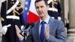 Sýrsky prezident príde o Rad čestnej légie, rozhodol Macron