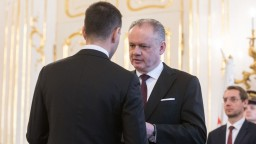 Kiska prijal Druckerovu demisiu, rezort bude riadiť premiér