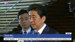 Japonský premiér navštívi USA, reč bude najmä o KĽDR