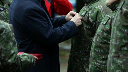 Vojak opísal, ako zachránil chlapca. Dostal ocenenie