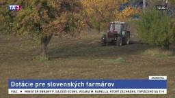 Dotácie pre farmárov pomáhajú dopestovať suroviny na slovenské potraviny