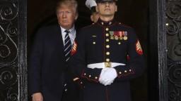 Trump rokoval na Floride s japonským premiérom
