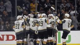 NHL: Rytieri postupujú do druhého kola, Tatar ostal na tribúne