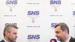 SNS má problém s Pellegrinim, premiéra pozvala na stretnutie