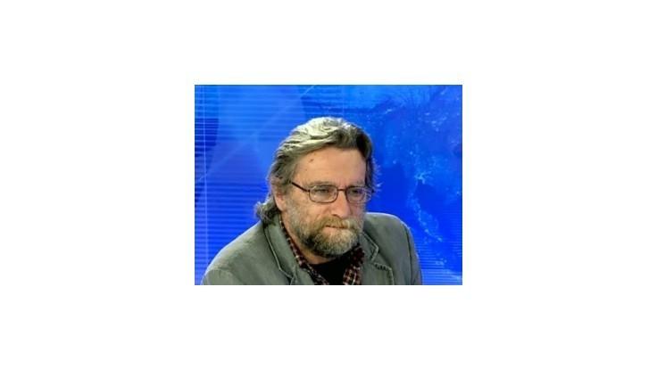 Ján Baránek hodnotí situáciu pred hlasovaním o eurovale