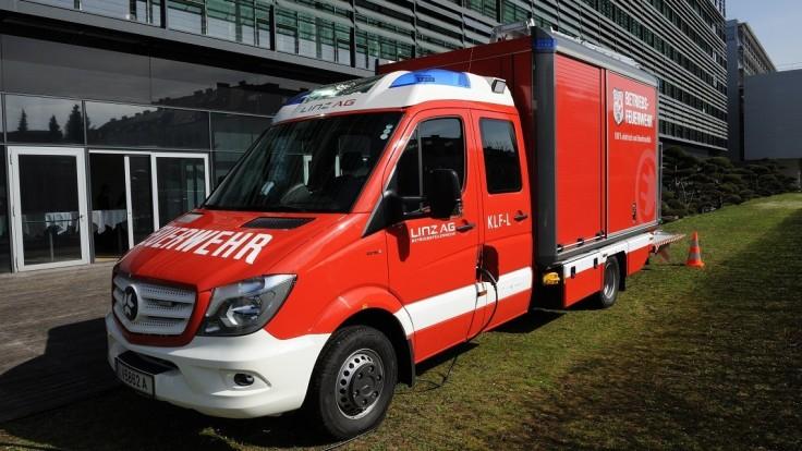 Do služby sa hlási prvé plne elektrické požiarne vozidlo v Európe