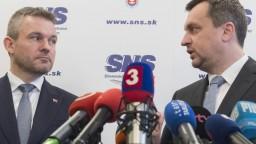 Premiér sa stretol so SNS, hovorili o zlepšovaní komunikácie