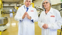 Agrorezort chce férovejšie podmienky pre dodávateľov potravín
