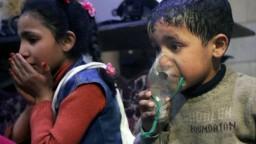 Sýrska armáda údajne našla vo Východnej Ghúte chlór z Nemecka