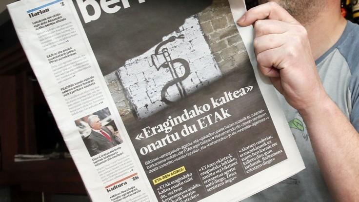 Militanti z ETA sa ospravedlnili za násilie, odniesli si kritiku