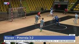 V semifinále Futsalovej VARTA ligy si to rozdali bratislavskí rivali
