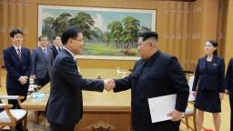 Severná Kórea končí s raketovými testami, vyhlásil Kim