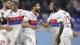 Ligue 1: Lyon deklasoval súpera, stále hrá o Ligu majstrov