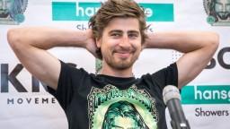 Sagan je na Slovensku. Stretne sa s fanúšikmi a bude sa venovať deťom