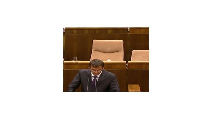 Ľ. Galko: SaS sa zachová čestne aj za cenu straty vládnych funkcií