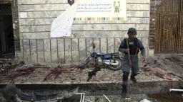 Kábulom otriasol výbuch, samovražedný útočník zabil desiatky ľudí
