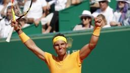 Nadal to dokázal, V Monte Carle slávil jedenáste víťazstvo