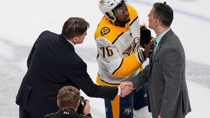NHL: Hokejisti Pittsburghu postúpili po víťazstve nad hráčmi Philadelphie