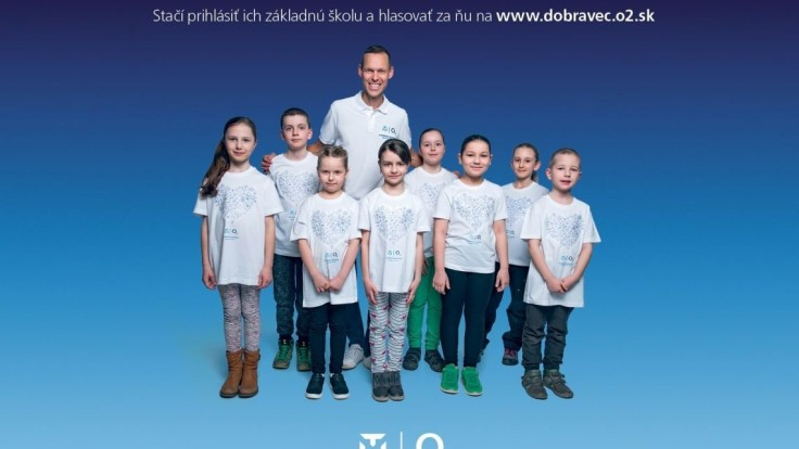O2 a Matej Tóth otvárajú druhý ročník O2 Športovej akadémie Mateja Tótha