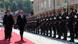 Kiska navštívil Slovinsko, diskutoval o vzájomných vzťahoch