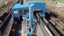 Moderné technológie slúžia v jedinečnom prekladisku vagónov na Slovensku
