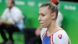 Gymnastka Barbora Mokošová triumfovala vo viacboji