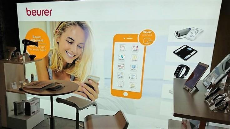 Mobilná aplikácia pre ucelené monitorovanie zdravia od Beurer