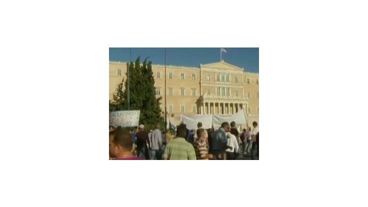 V Grécku hrozia nové voľby, strany sa nevedia dohodnúť na vláde