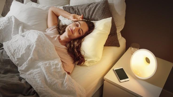 Philips sa pochválil tromi riešeniami pre výdatný a zdravý spánok