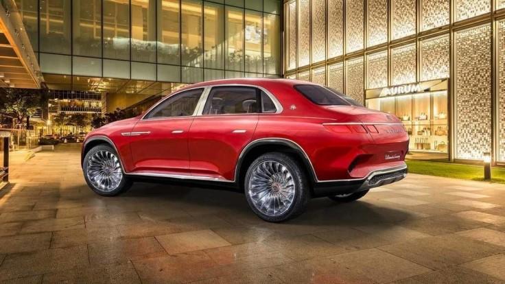 Maybach v Pekingu predstavil netradičný SUV sedan