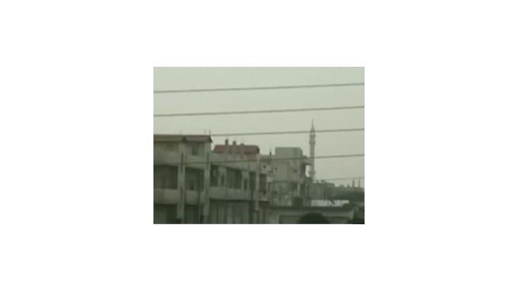 Sýrske bezpečnostné sily zabili v Homse najmenej sedem ľudí