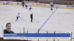 Asistent trénera R. Kapuš o výkonoch slovenských hokejistov