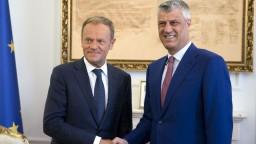 Tusk vyzval Kosovo, aby zlepšilo vzťahy so Srbskom