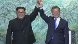 Kórejský polostrov bez jadrových zbraní? Kim podpísal vyhlásenie