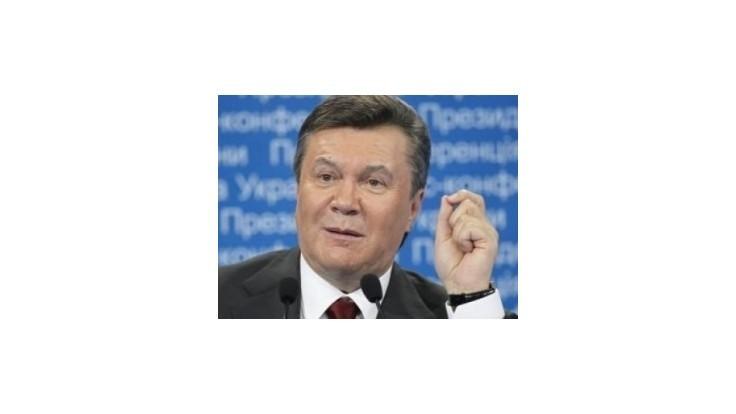 Janukovyč: Prestávka vo vzťahoch Ukrajiny a Európy bude užitočná