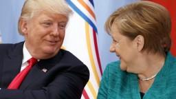 Merkelová bude vo Washingtone obhajovať iránsku jadrovú dohodu