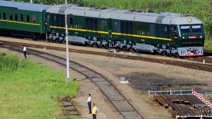 Historicky prvý vlak z Číny dorazil do Viedne, cestoval 15 dní