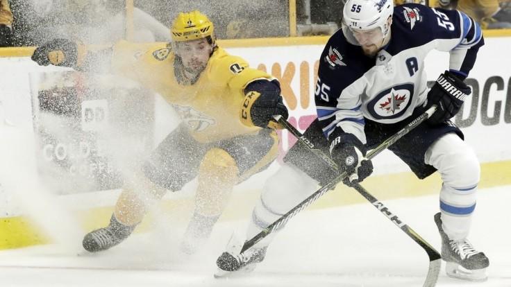 NHL: Winnipeg zdolal Nashville, Daňo v drese Jets nenastúpil