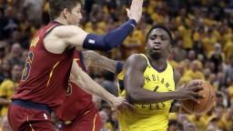 NBA: Oladipo tromfol LeBrona, Indiane pomohol k víťazstvu nad Clevelandom
