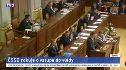 Hnutie ČSSD súhlasilo s obnovením rokovaní s babišovcami