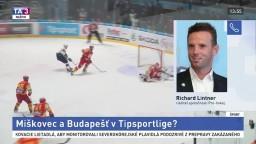 R. Lintner o vstupe maďarských klubov do Tipsport ligy